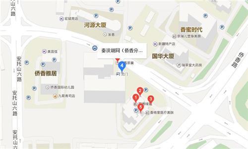 福田侨香校区