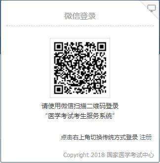 2018年贵州执业医师综合笔试考试成绩查询入口