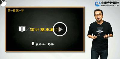 陈楠注册会计师审计
