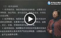 游文丽中级会计职称【经济法】视频