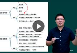 郝明-考研政治《史纲》课程
